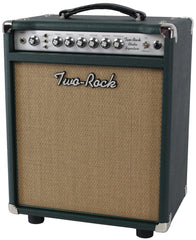 Two-Rock Studio Signature 1x12 Combo Amp, British Racing Green, Silverface