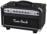 Two-Rock Studio Signature Head, Black, Silverface
