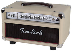 Two-Rock Studio Signature Head, Blonde, Silverface