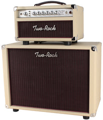 Two-Rock Studio Signature Head/Cab, Blonde, Silverface