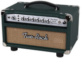Two-Rock Studio Signature Head, British Green, Silverface