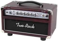Two-Rock Studio Signature Head, Wine, Silverface