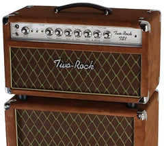 Two-Rock TS1 Tone Secret 100/50 Watt Head/Cab - Tobacco Suede