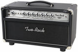 Two-Rock TS1 Tone Secret 100/50 Watt Head, Carbon Fiber, Silverface