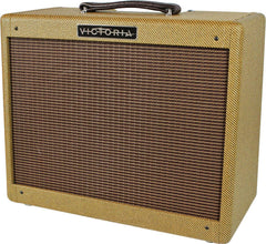 Victoria Amps Vicky Verb Jr. 1x12 Combo, Lacquered Tweed