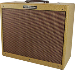 Victoria Amps Double Deluxe Amplifier, Half Power Switch