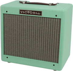 Victoria Amps 518 Amplifier - Surf Green