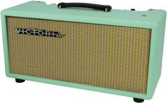 Victoria Amps Reverberato All Tube Handwired Reverb / Vibrato, Surf Green