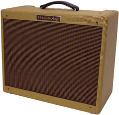 Victoria Amps Victoriette Tweed 6V6 Amplifier, Half Power Switch