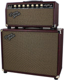 Vintage Sound Vintage 15 Head & 1x12 Cab in Wine Taurus