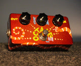Zvex Octane III Hand Painted Pedal