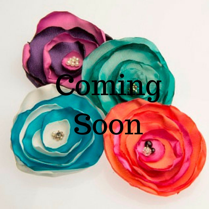Everything Flowers: Pop-On Posy Headband Kits