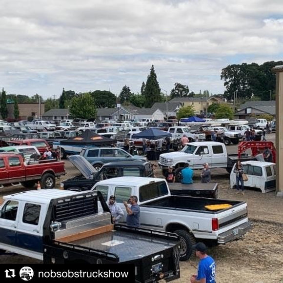 OBS Ford Orders Over $129 Will Recieve NO BS OBS Truck Show Swag Pack