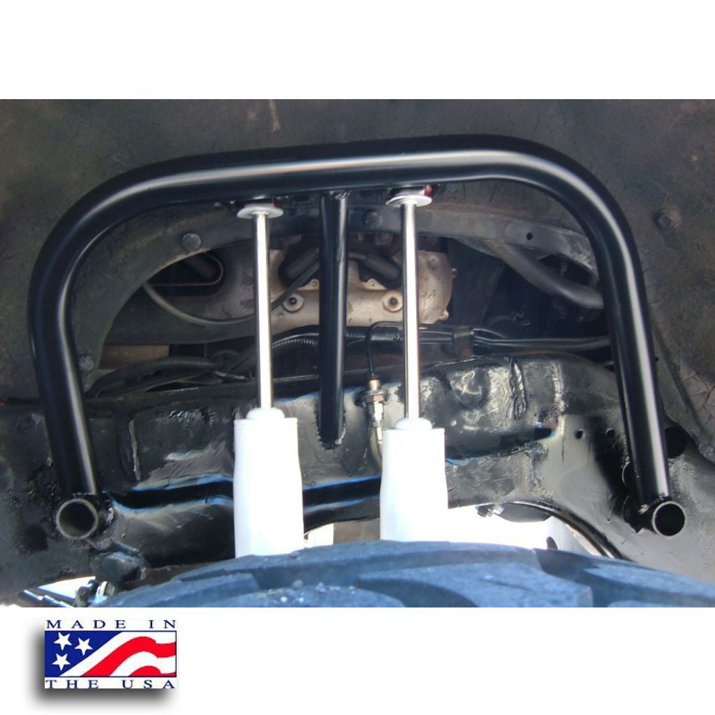 Chevy Dual Shock Hoop Kit SAS Converted