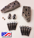 Dana 60 King Pin Springless Design High Steer Arms