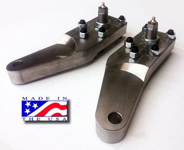 Dana 60 High Steer Double Shear Arms for Full Hydro or Crossover Steering