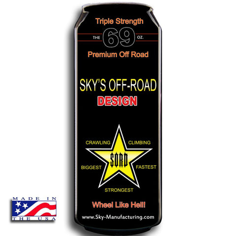 Sky Star Sticker
