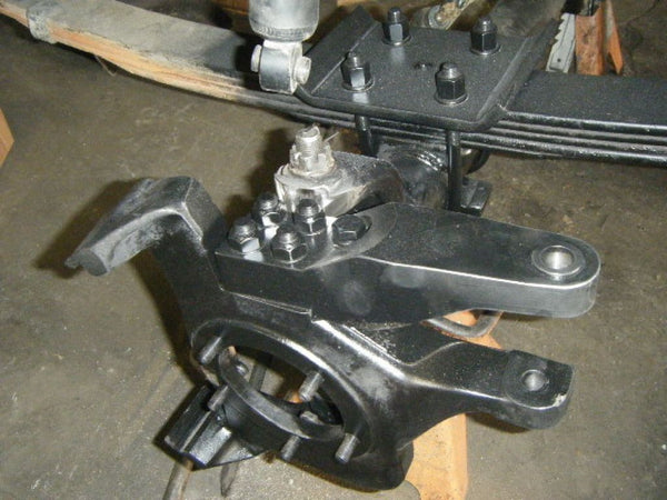 99-04 F-250/350 Crossover Steering Conversion