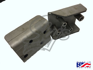 92-97 Ford 2wd to 4wd Front Frame Box Kit