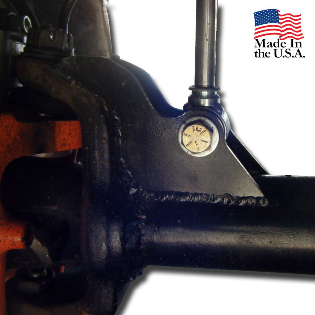 Dana 44 Knuckle Gusset Shock Mount
