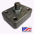 Dana 60 King Pin Springless Design Preload Cap (No arm, just cover)