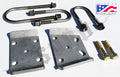 Chevy Dana 60 Front U-Bolt Flip Kit