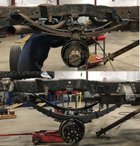 80-97 F-250/350     08-16' SD Rear Spring Swap