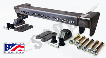 Chevy S-10 Solid Axle Hanger Kit