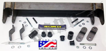 98-Up Chevy 2500/3500 SAS kit for 99-04 Ford Super Duty Axles