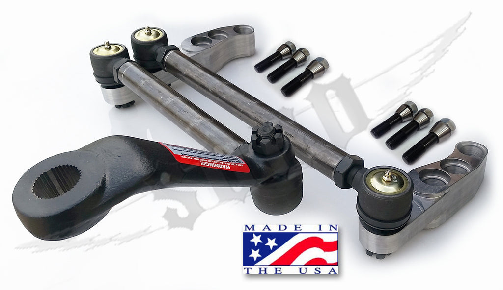 Dana 44 Full High Steer Kit