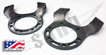 Dana 60 3/4 ton 8 Lug Front Disc Brake Brackets