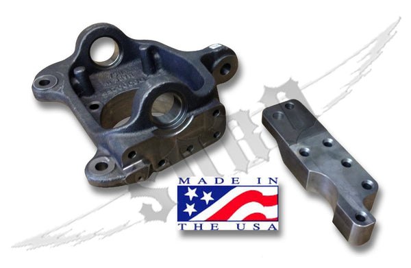 05-12 Ford SuperDuty Crossover Steering-Reid Knuckle-Sky's Arm – Sky Manufacturing