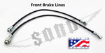 85-97 Ford Brake Lines - Extended, Super Duty Conversion