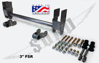 92-97 F-250/350 Shackle Reversal Kits (OBS Spring)
