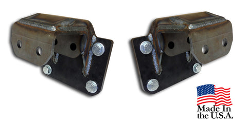 78-97 Ford 4x4 Rear Shackle Flip Kit 2""