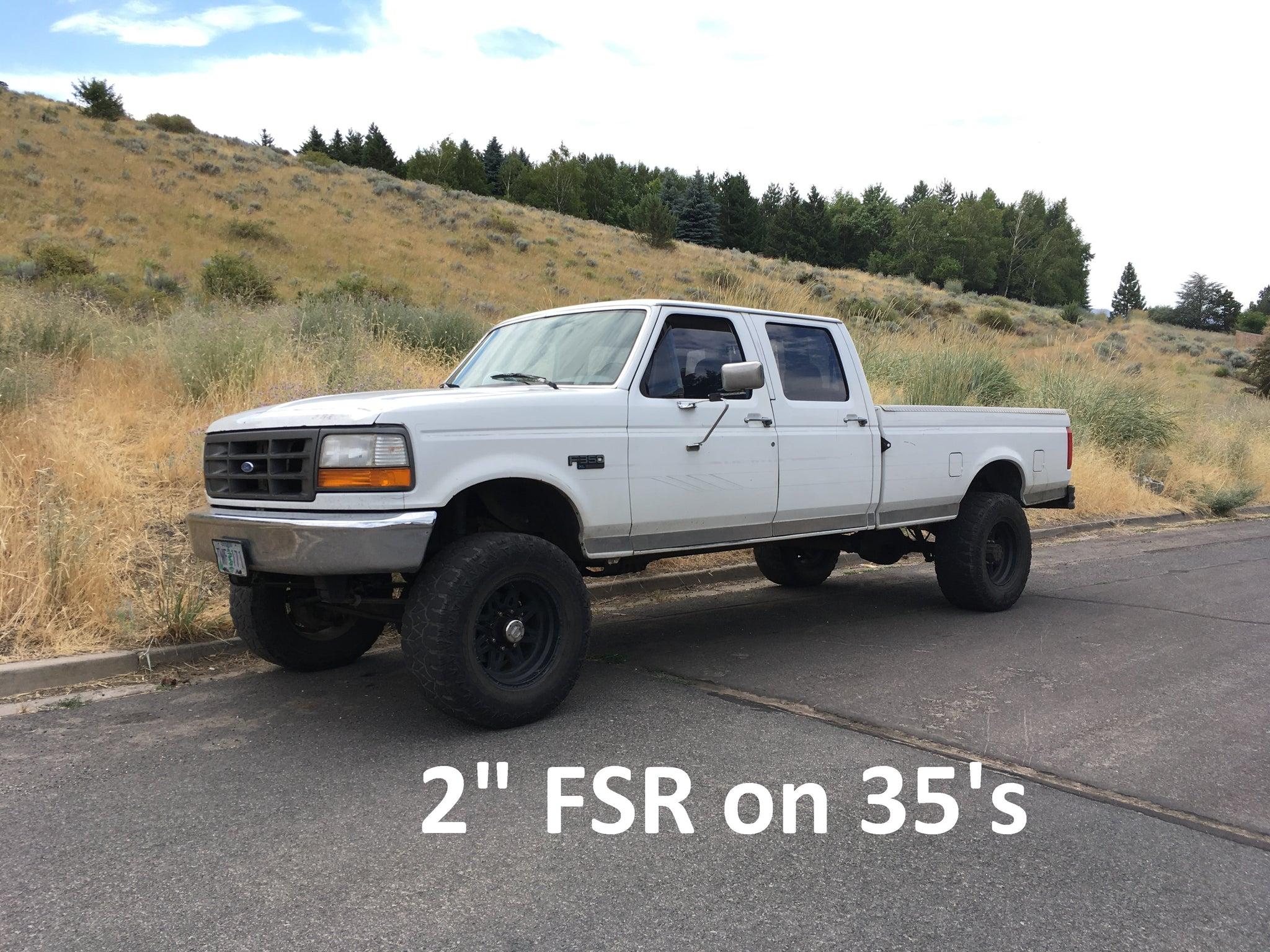 92-97 F-250/350 Superduty Swap Complete Kits – Sky Manufacturing