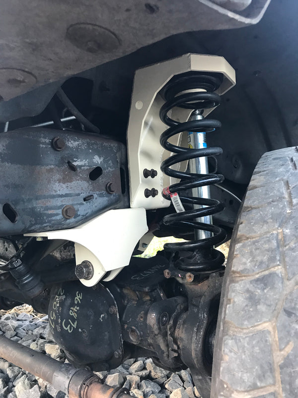 92-97 Complete 05+ Coil Spring Swap Kit (Stock Height)