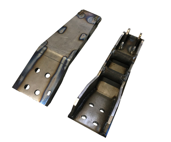 85-97 Ford F-350 Shock Brackets