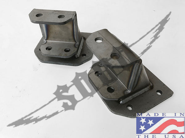 "78-97 Ford 4x4 2"" & 4.5"" Rear Shackle Flip Kits"