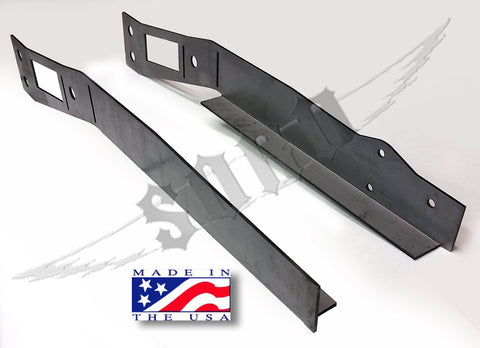 Toyota Tacoma Frame Reinforcement Plates