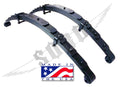 "Toyota 4"" Rear Leaf Springs"