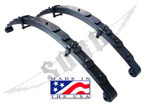 Toyota Hilux Front Lift Leaf Springs