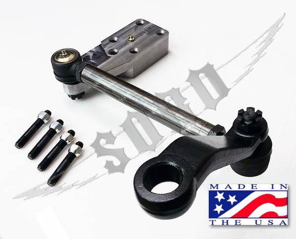 Toyota w/ Dana 60 Crossover Steering Kit