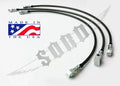 Toyota Full Width Axle Conversion Multi-Layer Brake Lines