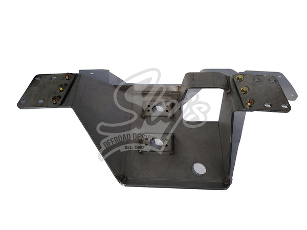 Toyota Dual Transfer Case Skid Plate Crossmember