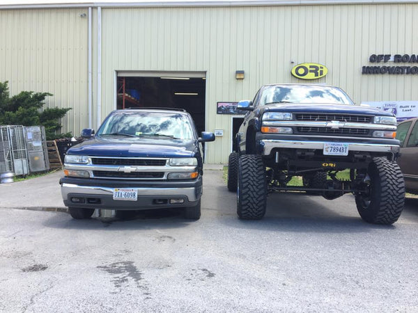 Gmc Canyon Slt Crew Cab Wd Pic X moreover Tuff Installed likewise Silverado Chevrolet Suspension Lift Xd Strike Black Aggressive Outside Fender together with Suburban Lifted Mt Wheels Nitto Tires furthermore P. on 2004 suburban lift kit