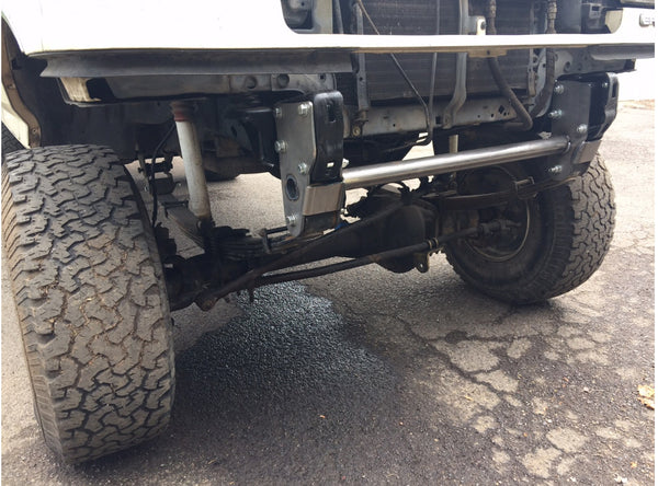 """Build Your Own Dodge >> 85-91 Ford F-350 4x4 2"""" Front Shackle Reversal – Sky ..."""