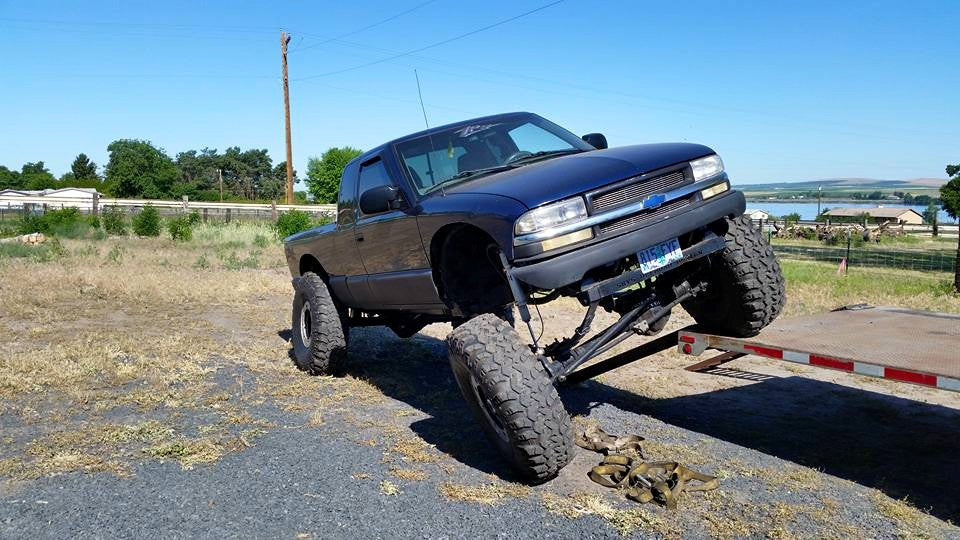 Chevy S-10 Solid Axle Hanger Kit – Sky Manufacturing