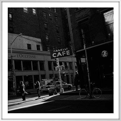 Cafe Fanelli, New York City