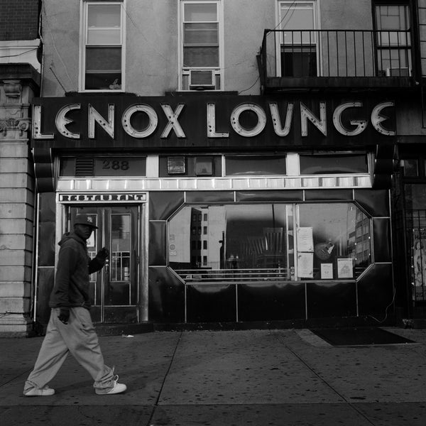 Lenox Lounge, New York City